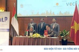 Hợp tác đầu tư Việt Nam - UAE mở ra nhiều thị trường mới