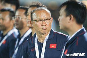 HLV Park Hang Seo: Tuyển Việt Nam có thể thắng Thái Lan, UAE