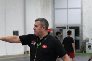 Đối mặt lịch thi đấu khó khăn ở ABL, HLV Kevin Yurkus cho rằng đó là một lợi thế của Saigon Heat