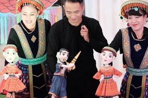 Múa rối Việt nam trên đất Pháp