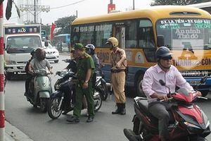Ấn tượng ngày ra quân của loạt tổ công tác đặc biệt 141 - CATP Hà Nội