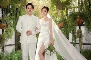 Xem bộ ảnh cưới lung linh của Đông Nhi - Ông Cao Thắng sau 10 năm bên nhau