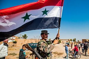 Quân đội Syria đã kiểm soát được thị trấn Manbij