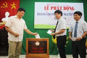Thừa Thiên - Huế: Vận động hơn 8,3 tỷ đồng quỹ Vì người nghèo