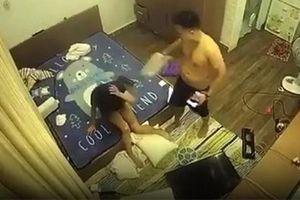 1 phụ nữ bị chồng hờ đánh đập, tra khảo dã man