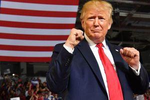 Ông Trump được dự đoán sẽ 'thắng dễ' trong bầu cử 2020