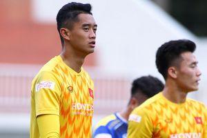 Thủ môn U22 Việt Nam chịu thua bài kiểm tra thể lực Yoyo