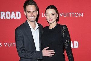 Siêu mẫu Miranda Kerr sinh con trai thứ 2 cho chồng tỷ phú