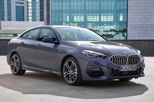 BMW 2-Series Gran Coupe ra mắt, thiết kế đẹp, kích thước gọn