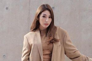 Khổng Tú Quỳnh, Huỳnh Tiên thả dáng tại Seoul Fashion Week
