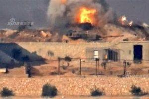 Tăng Leopard 2A4 đầu tiên bị phá hủy tại Syria?