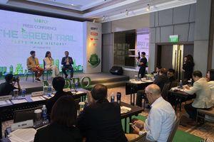 Pin MOPO cho giải đua xe điện xuyên Việt