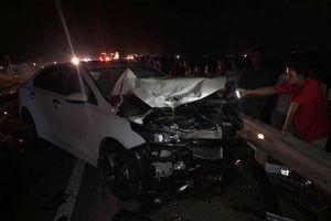 Tai nạn kinh hoàng khiến 3 người trong một gia đình tử vong