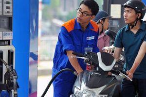 Giá xăng dầu đồng loạt giảm 310 đồng/lít từ 15h chiều nay