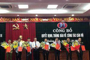 Bổ nhiệm 2 phó giám đốc Sở GD&ĐT Quảng Bình