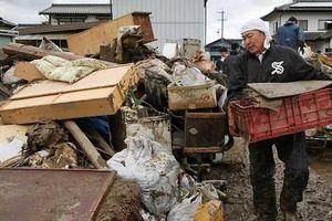 Số người chết vì bão Hagibis lên tới 74, Nhật chạy đua với thời gian tìm người mất tích