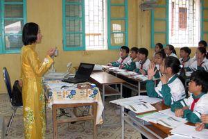 Giảm tính hình thức trong công nhận giáo viên dạy giỏi