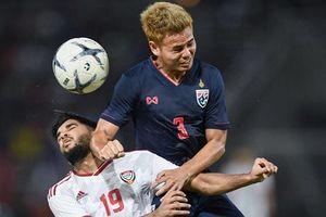 Báo Thái Lan đặt niềm tin bất ngờ vào đội nhà sau trận thắng UAE tại vòng loại World Cup 2022
