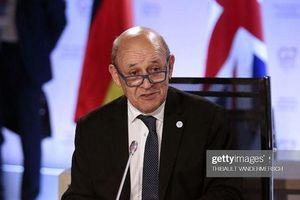 Ngoại trưởng Pháp tới Iraq bàn về số phận của các chiến binh nước ngoài ở Syria