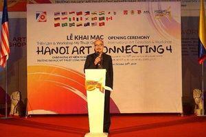 Hanoi Art Connecting 4th – 2019, đến hẹn lại lên!