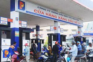 Giá xăng dầu giảm, xăng E5 RON92 giảm 310 đồng/lit