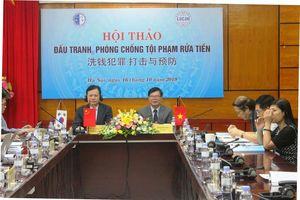 Đẩy mạnh hợp tác quốc tế trong đấu tranh phòng chống tội phạm rửa tiền