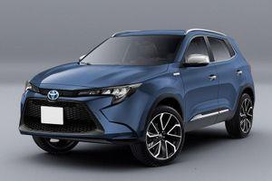 SUV cỡ nhỏ Toyota Rise sắp ra mắt toàn cầu
