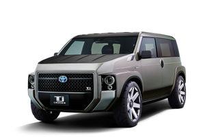 Toyota Việt Nam lần đầu giới thiệu mẫu xe ý tưởng TJ Cruiser