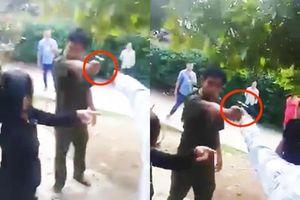 Công an tỉnh Quảng Nam nói về việc Công an xã chĩa súng vào người dân