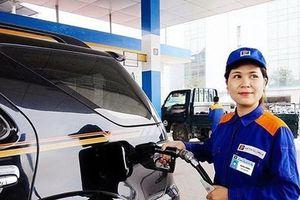 Xăng dầu đồng loạt giảm giá từ chiều 16/10