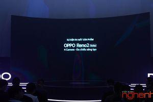 Oppo ra mắt Reno2 và Reno2F tại Việt Nam cùng Sơn Tùng MTP giá từ 9 triệu