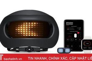 Apple bất ngờ bán mũ bảo hiểm thông minh, tích hợp đèn cảnh báo