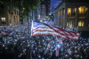 Hạ viện Mỹ thông qua Dự luật Dân chủ và Nhân quyền Hồng Kông khiến Trung Quốc phẫn nộ