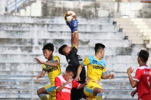 U.21 Hà Nội – U.21 S.Khánh Hòa: Vừa đá vừa giữ sức