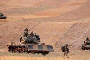 Thổ Nhĩ Kỳ tiếp tục chiến dịch quân sự tại miền bắc Syria