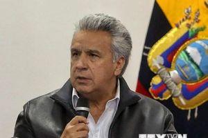Tổng thống Ecuador quyết định thay đổi các lãnh đạo quân đội