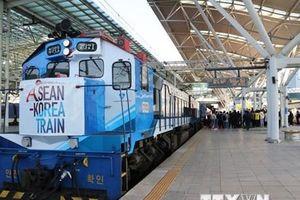 Đoàn tàu ASEAN-Hàn Quốc: Khởi đầu một hành trình mới của tình hữu nghị