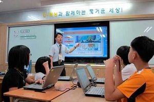 Số học sinh là con em các gia đình đa văn hóa tại Hàn Quốc tăng mạnh