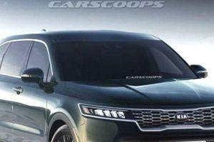 Kia Sorento sẽ có bản nâng cấp nhẹ tại thị trường Việt Nam