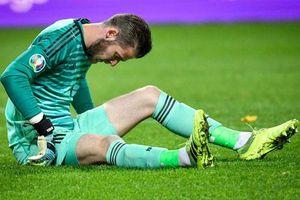 De Gea chấn thương ngay trước cuộc đại chiến với Liverpool
