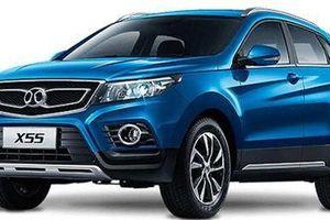 Xe đẹp tựa Hyundai Tucson, giá chưa tới 600 triệu đồng