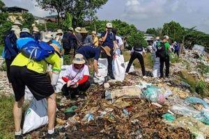 Chiến dịch dọn dẹp sông Hồng và cầu Long Biên