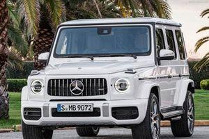 Bảng giá xe Mercedes-Benz tháng 10/2019: Thêm sản phẩm mới