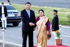 Nepal bắt tay với Trung Quốc xây đường sắt nối Himalaya với Tây Tạng