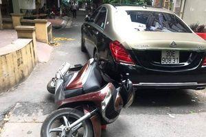 Đi siêu xe Maybach đánh người, xưng lái xe Bộ trưởng Công an: Xử lý ra sao?