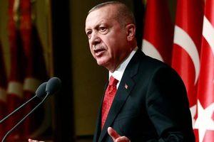 Erdogan: Thổ Nhĩ Kỳ không lo về lệnh trừng phạt của Mỹ