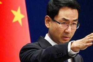 Trung Quốc dọa đáp trả Mỹ vì thông qua dự luật ủng hộ biểu tình ở Hồng Kông