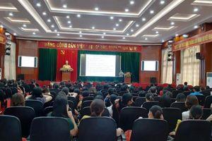 Huyện Phú Xuyên: Nói chuyện chuyên đề 'Nghệ thuật giữ lửa hạnh phúc gia đình'
