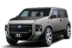 Không phải C-HR, Toyota sẽ mang SUV chạy điện đầu tiên về Việt Nam