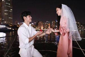 'Tình cũ' Rocker Nguyễn chính thức nhận lời cầu hôn của trai đẹp gốc Thái chỉ sau…19 ngày công khai hẹn hò